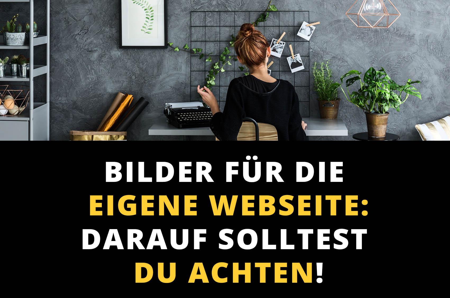 bilder für webseite