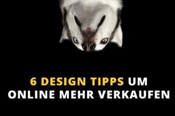 6 design tipps um online mehr zu verkaufen