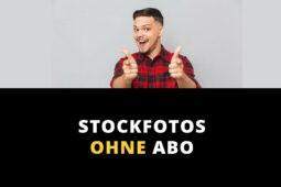 Stockfotos ohne Abo kaufen? Die Vor- und Nachteile