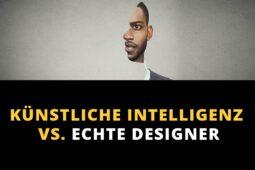 Kann künstliche Intelligenz Designer ersetzen?